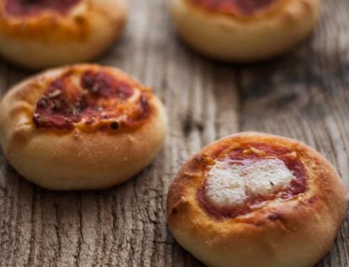 Pizzette piccole